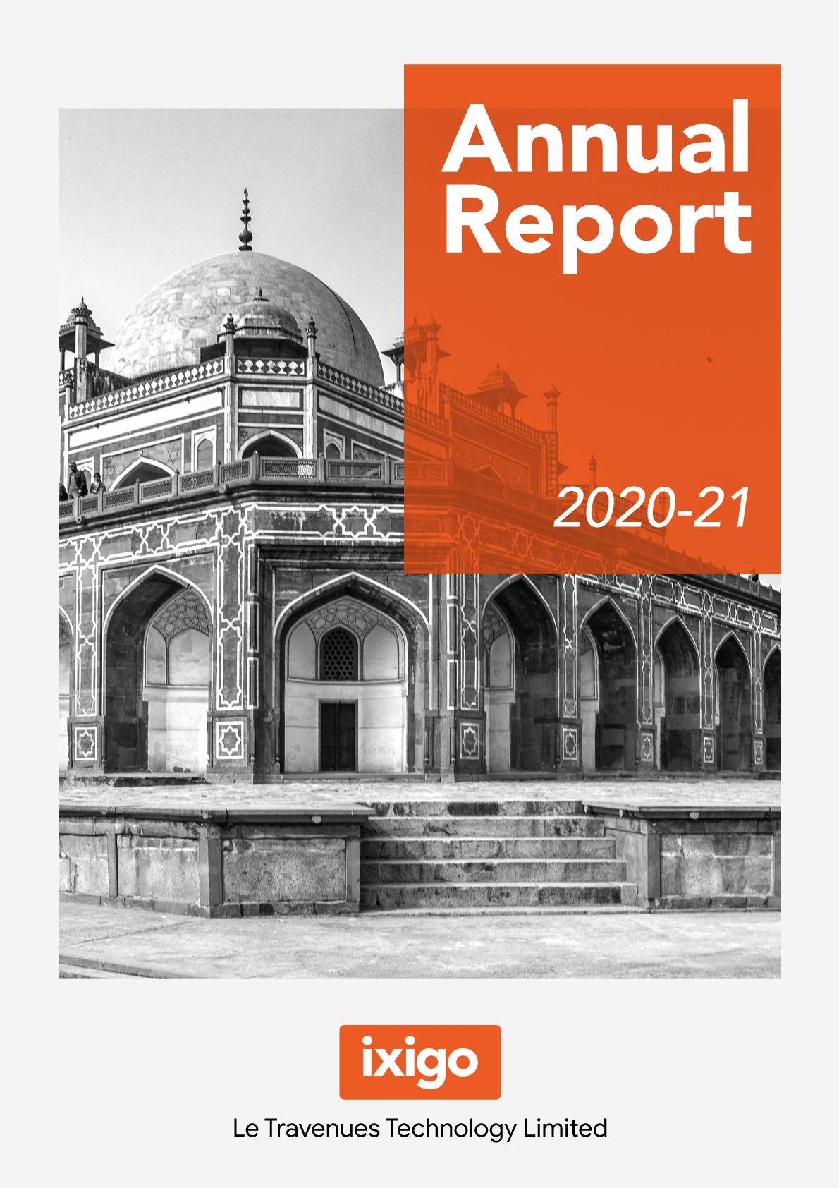 ixigo annual report
